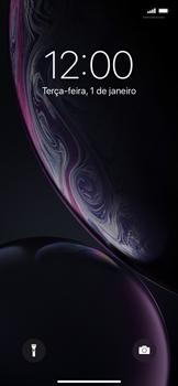 Como reiniciar o aparelho - Apple iPhone XR - Passo 4