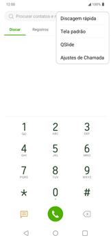 O celular não recebe chamadas - LG K40S - Passo 11