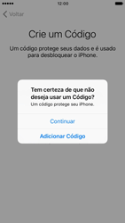 Como ativar seu aparelho - Apple iPhone 7 - Passo 15