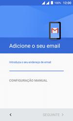Como configurar seu celular para receber e enviar e-mails - Alcatel Pixi 4 - Passo 8