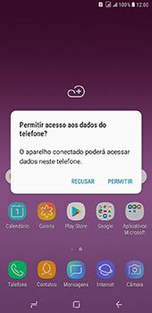 Transferir dados do telefone para o computador (Windows) - Samsung Galaxy J8 - Passo 3