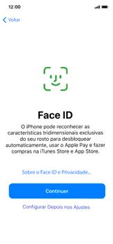 Como ativar seu aparelho - Apple iPhone X - Passo 10