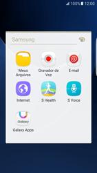 Como configurar seu celular para receber e enviar e-mails - Samsung Galaxy S7 Edge - Passo 4