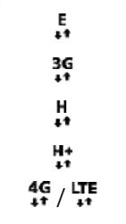 Explicação dos ícones - Samsung Galaxy J2 Prime - Passo 8