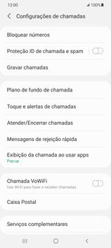 Como bloquear chamadas de um número específico - Samsung Galaxy S21+ 5G - Passo 7