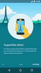 Como ativar seu aparelho - Motorola Moto X4 - Passo 20
