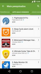 Como baixar aplicativos - Motorola Moto G (3ª Geração) - Passo 10