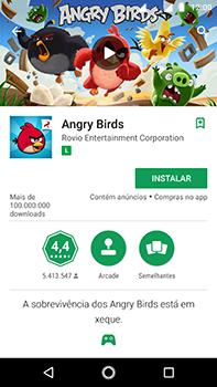 Como baixar aplicativos - Motorola Moto Z2 Play - Passo 15