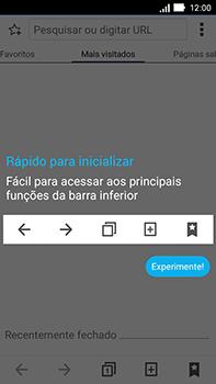 Como configurar a internet do seu aparelho (APN) - Asus ZenFone Go - Passo 20