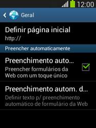 Como configurar a internet do seu aparelho (APN) - Samsung Galaxy Pocket - Passo 22