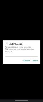 Como conectar à internet - Motorola Moto G 5G Plus - Passo 20