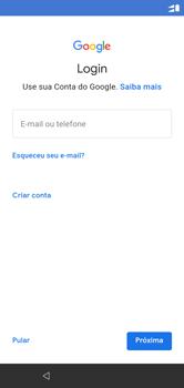 Como ativar seu aparelho - Motorola One - Passo 11