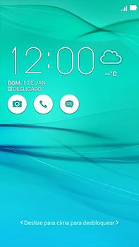 Como configurar pela primeira vez - Asus ZenFone Go - Passo 4
