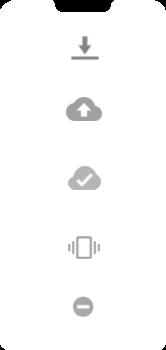 Explicação dos ícones - Motorola Moto G7 Power - Passo 7