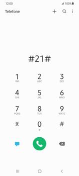 O celular não recebe chamadas - Samsung Galaxy S21 5G - Passo 13