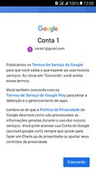 Como configurar seu celular para receber e enviar e-mails - Samsung Galaxy J2 Prime - Passo 11