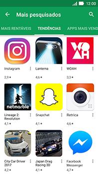 Como baixar aplicativos - Asus ZenFone Go - Passo 8