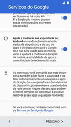 Como ativar seu aparelho - Motorola Moto G5 Plus - Passo 11