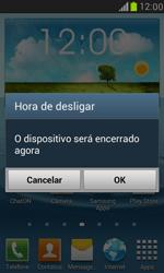 Como reiniciar o aparelho - Samsung Galaxy S III Mini - Passo 4