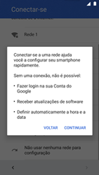 Como ativar seu aparelho - Motorola Moto G5 Plus - Passo 6