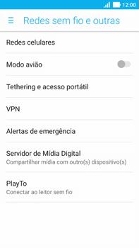 Como usar seu aparelho como um roteador de rede Wi-Fi - Asus ZenFone 3 - Passo 4