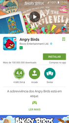 Como baixar aplicativos - Samsung Galaxy S7 - Passo 17