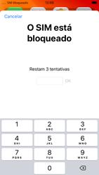 Como configurar a internet do seu aparelho (APN) - Apple iPhone 8 - Passo 13