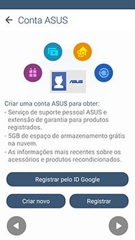Como configurar pela primeira vez - Asus ZenFone Go - Passo 15