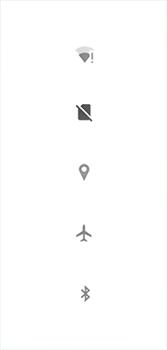 Explicação dos ícones - Motorola Moto G7 - Passo 12