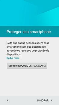 Como configurar pela primeira vez - Asus ZenFone Go - Passo 11