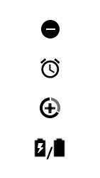 Explicação dos ícones - Motorola Moto X4 - Passo 8