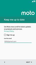 Como configurar pela primeira vez - Motorola Moto C Plus - Passo 15