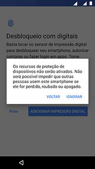 Como ativar seu aparelho - Motorola Moto Z2 Play - Passo 14
