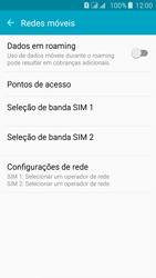 Como configurar a internet do seu aparelho (APN) - Samsung Galaxy J5 - Passo 7