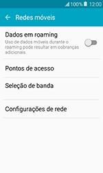 Como configurar a internet do seu aparelho (APN) - Samsung Galaxy J1 - Passo 6