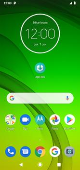 Transferir dados do telefone para o computador (Windows) - Motorola Moto G7 Power - Passo 2