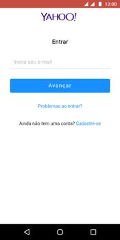 Como configurar seu celular para receber e enviar e-mails - Motorola Moto G6 Plus - Passo 8