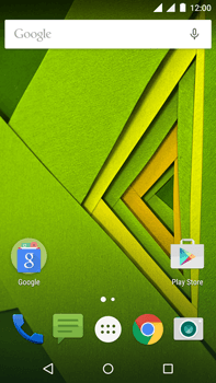 Como reiniciar o aparelho - Motorola Moto X Play - Passo 1