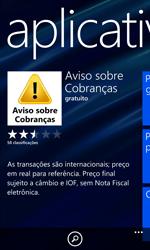 Como baixar aplicativos - Nokia Lumia 920 - Passo 5