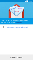 Como configurar seu celular para receber e enviar e-mails - Asus ZenFone 2 - Passo 6