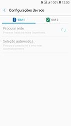 Como selecionar o tipo de rede adequada - Samsung Galaxy J2 Prime - Passo 8
