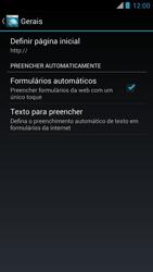 Como configurar a internet do seu aparelho (APN) - Motorola RAZR MAXX - Passo 22
