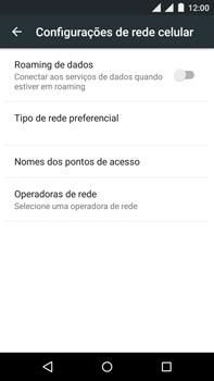 Como configurar a internet do seu aparelho (APN) - Motorola Moto X Play - Passo 10