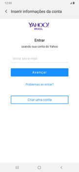 Como configurar seu celular para receber e enviar e-mails - Samsung Galaxy A20 - Passo 7