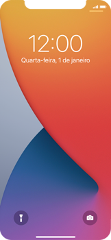 Como reiniciar o aparelho - Apple iPhone 11 Pro - Passo 4