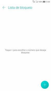 Como bloquear chamadas de um número específico - Asus Zenfone Selfie - Passo 8