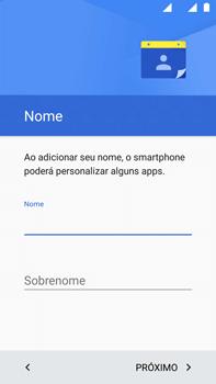 Como configurar pela primeira vez - Motorola Moto G (4ª Geração) - Passo 16