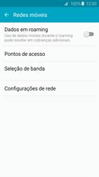 Como configurar a internet do seu aparelho (APN) - Samsung Galaxy S6 - Passo 6