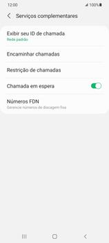 O celular não recebe chamadas - Samsung Galaxy S21 5G - Passo 17