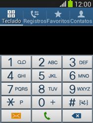 Como bloquear chamadas de um número específico - Samsung Galaxy Pocket - Passo 4